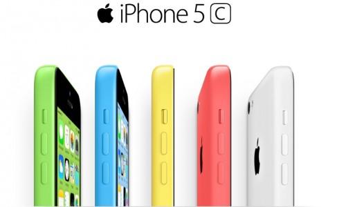 L'iPhone 5C pas cher chez G�ant Casino !