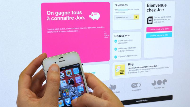 joe mobile site internet