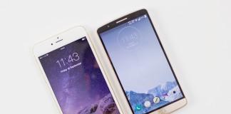 lg g3 iphone 6