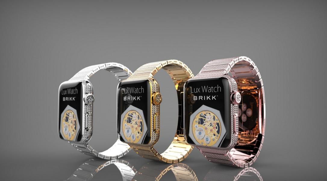 lux watch omni apple