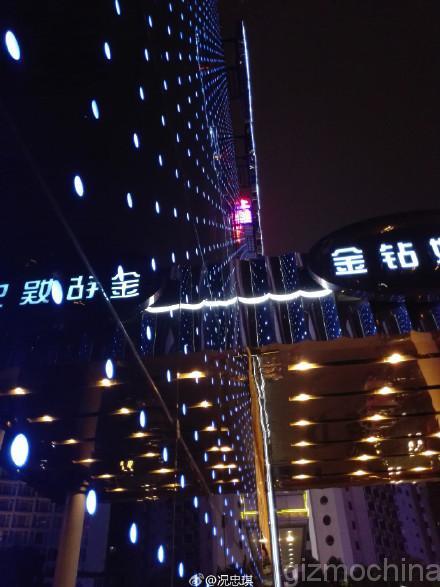 photo prise par huawei p8