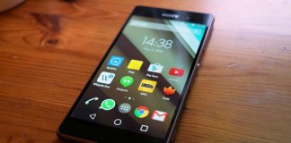 sony xperia z3 lollipop