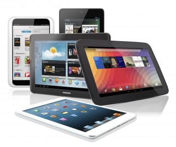 Comparatif des meilleures tablettes tactiles � moins de 100�
