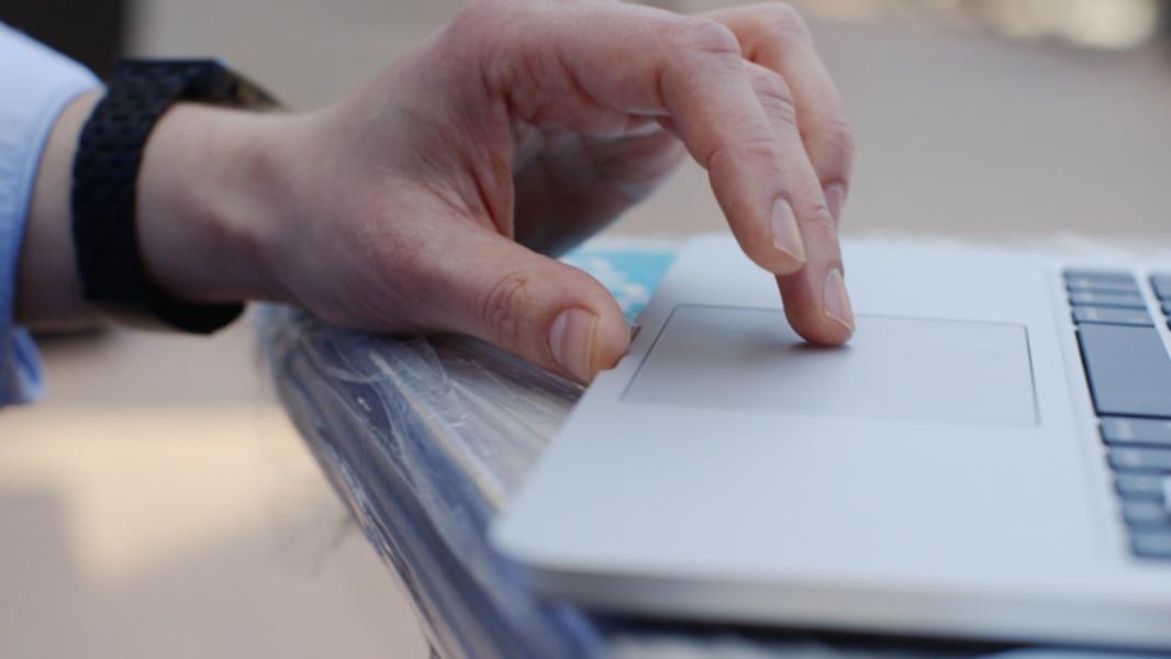 Macbook Pro 2015 trackpad