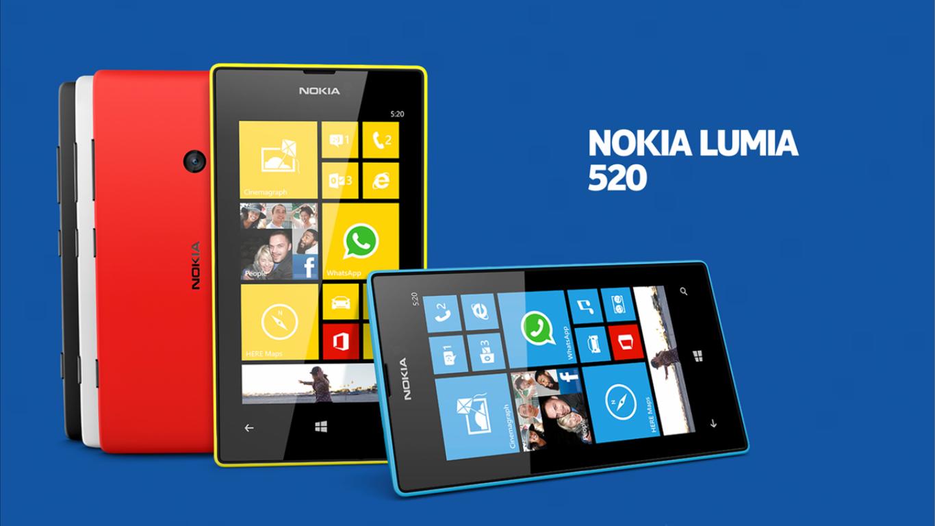 nokia 520 lumia bela tweet mobilni telefon nokia 520 lumia je novi ...