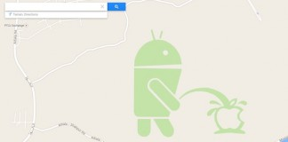 Google-Maps-Android-Urine-Apple