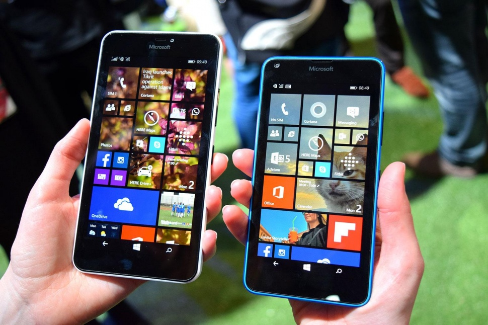 Lumia 640 vs 640 xl