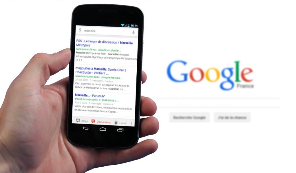 Google le moteur de recherche pour installer des for Meilleur moteur de recherche pour hotel