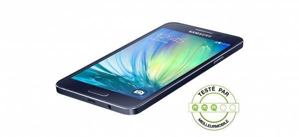 Test du Samsung Galaxy A3, la 4G pour 250�