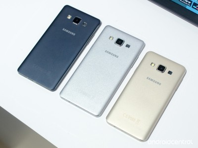 Test du Samsung Galaxy A5 , une simple d�clinaison du A3 ?