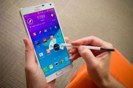 Samsung Galaxy Note 4, trois bonnes raisons de l'acheter !