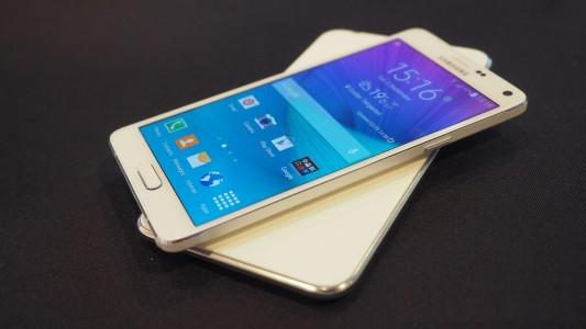 Samsung Galaxy Note 4 , son meilleur prix continu � faire le yoyo
