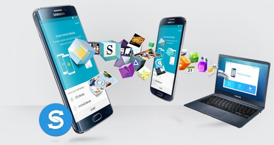 Samsung am�liore le transfert de donn�es vers le Samsung Galaxy S6