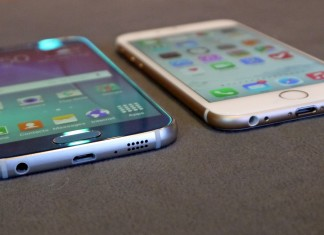 Apple et Samsung Galaxy