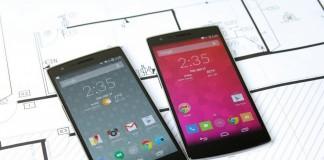 OnePlus two sur plan