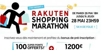 PRICEMINISTER Rakuten Shopping Marathon