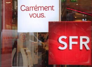 SFR Forfait 40 Go de data