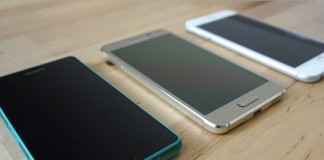 comparatif iphone 6 s6 et z3