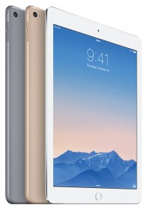 Test iPad Air 2 , une simple mise � jour ?
