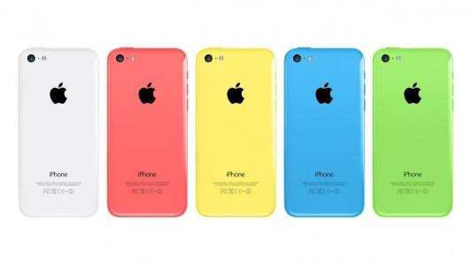 L'iPhone 5C au prix de ? 1 euro !