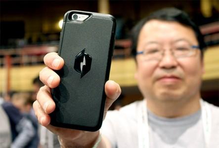Rechargez votre iPhone 6 avec?de l'air !