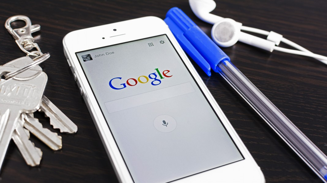 iphone avec google