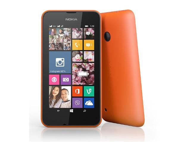 Nokia lumia 530 son prix passe sous la barre des 50 for Danse passer sous une barre