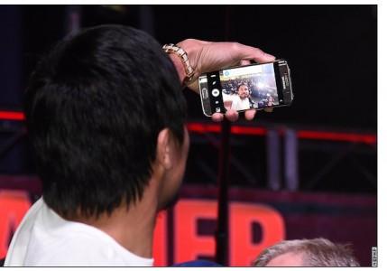 Samsung mis KO par l'iPhone de Pacman