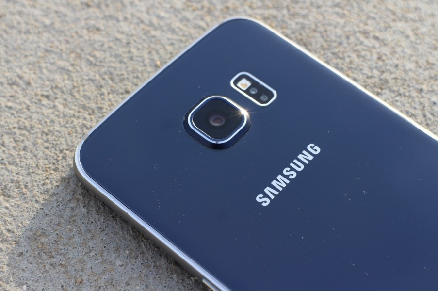samsung galaxy s6 capteur photo