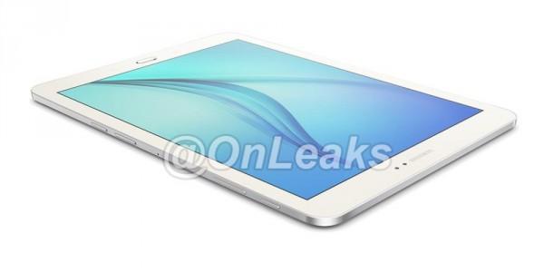Samsung Galaxy Tab S2, les premiers visuels