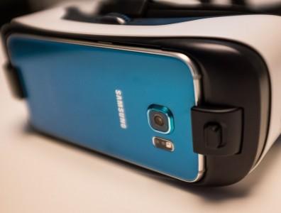 Le Samsung Gear VR compatible avec le Galaxy S6 est disponible aux �tats-Unis