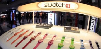 swatch montre