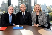 tim cook ipad japon