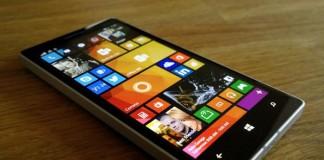 Microsoft-Lumia-940-XL scanner rétinien