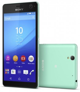 Test Sony Xperia C4 : un selfie phone abordable !