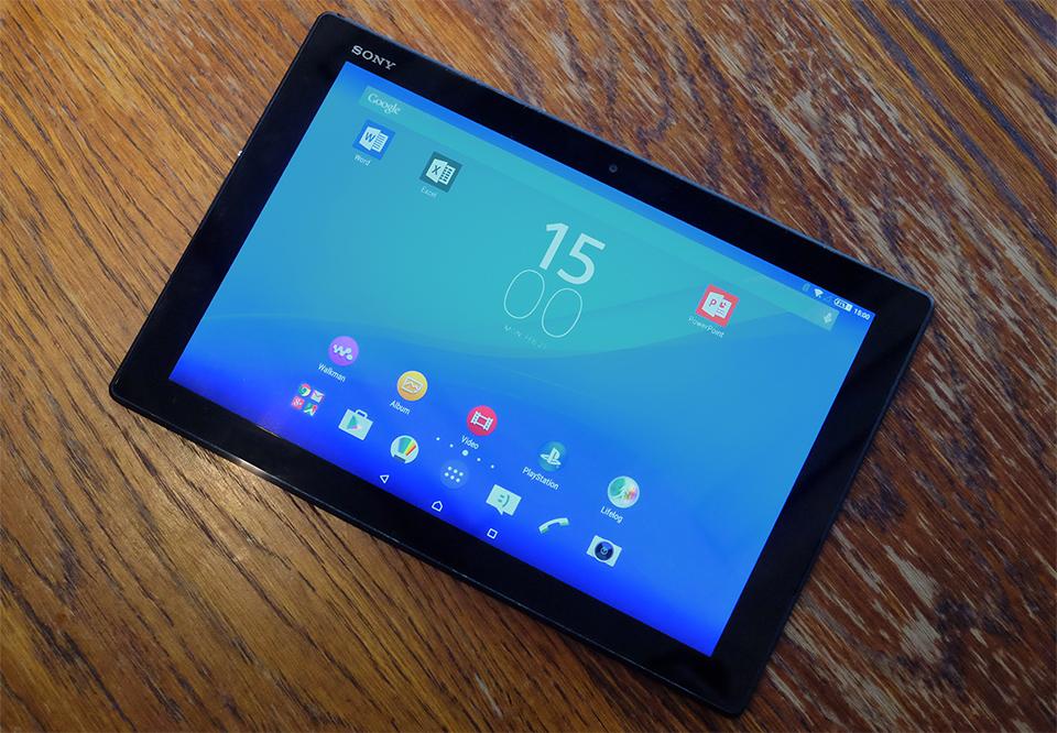 La Sony Xperia Z4 Tablet voit son lancement retardé de quelques