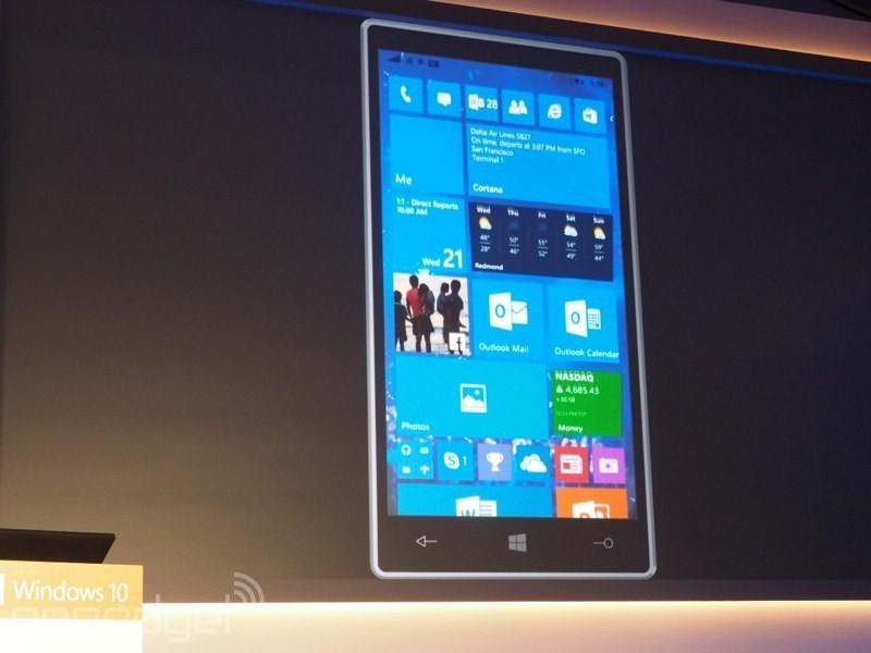 Windows 10 Mobile Microsoft