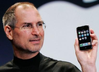 apple iphone steve 1