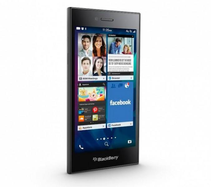 blackberry leap test