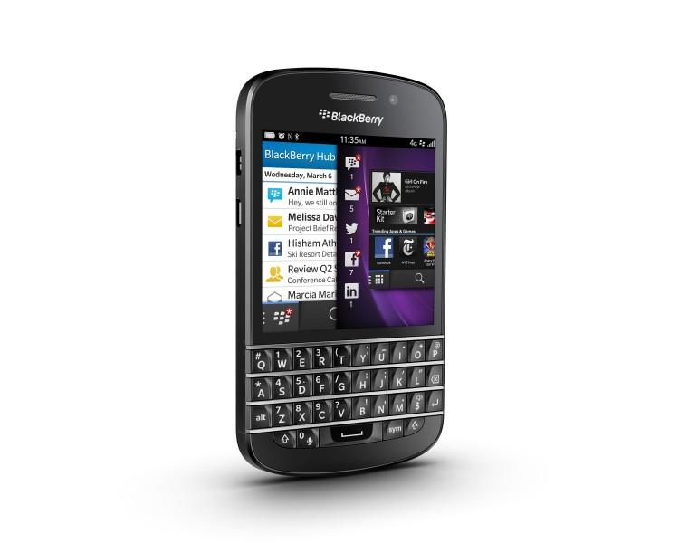 blackberry q10 carrefour