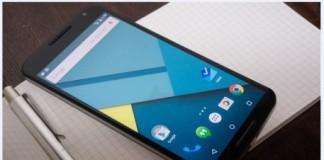 google nexus 6 Android M
