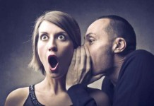 Gossip application