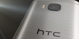 htc one m9 argent dos