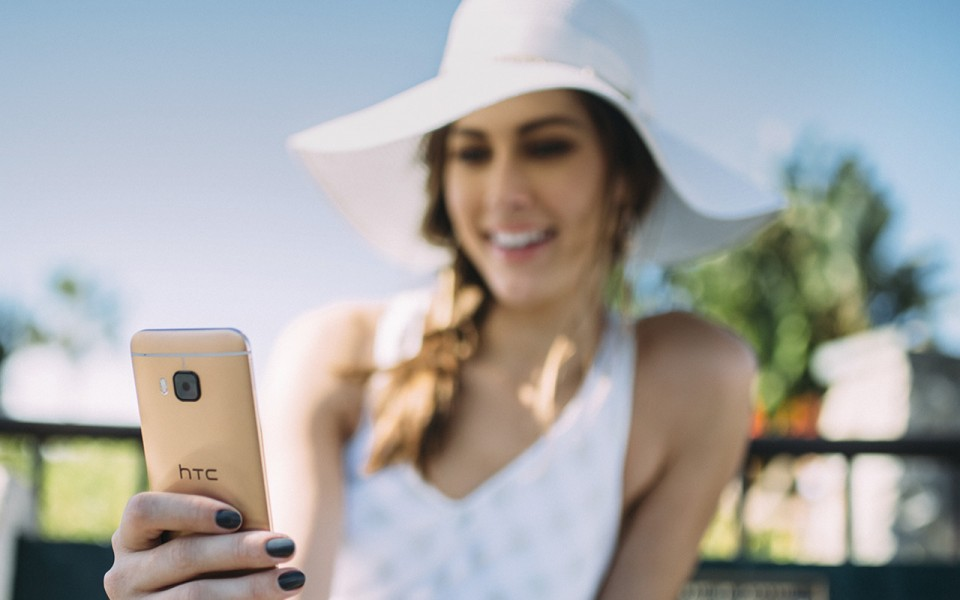 htc one m9 plus fille