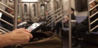 ipad subway