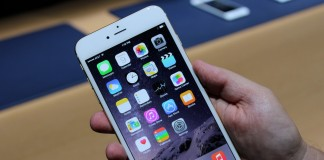 iphone 6 plus blanc main