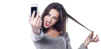 selfie balle dans la tête