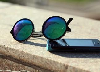 smartphone soleil