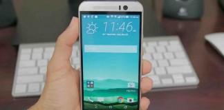 HTC-One-M9-mise à jour Android Lollipop