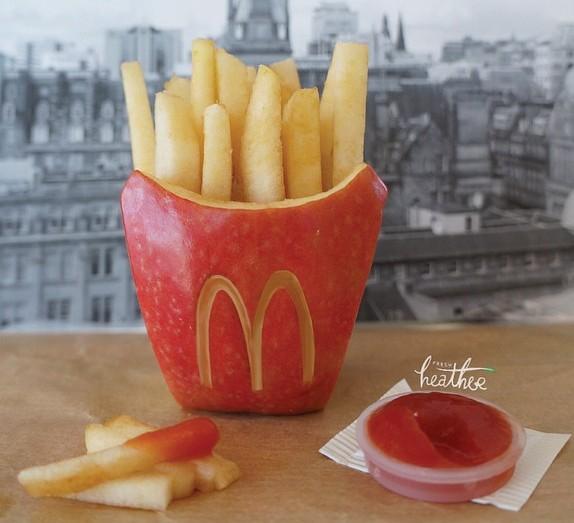 MacDo fries